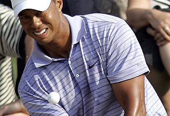 Tiger at his best